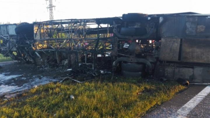 Суд: скорость автобуса Самара — Ижевск достигала 113 км в час