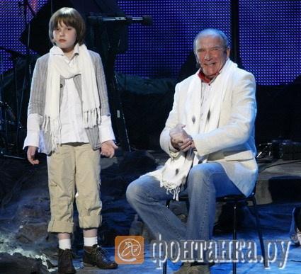 Эммануил Виторган и Маленький принц - Тарас Шевченко