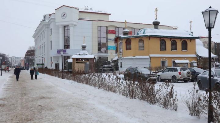 Суд постановил снести иконную лавку на проспекте Чумбарова-Лучинского