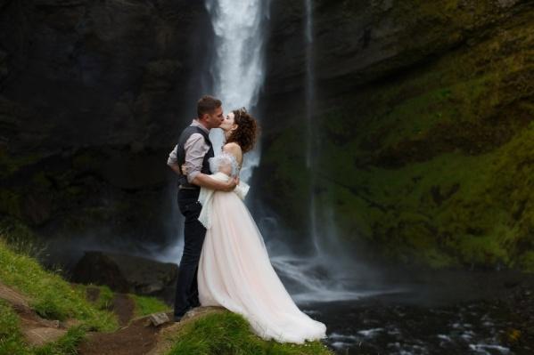 В свидетельстве о регистрации брака  будет указана не только страна, но и название этого красивейшего водопада