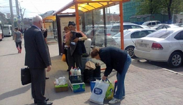 Незаконную продажу молока и творога пресекли в центре Ростова