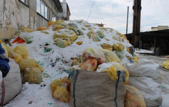 Прокуратура нашла нарушения в цехе по утилизации медицинских отходов под Челябинском