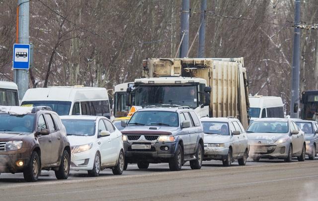 Новая дорога до станции метро «Российская» в Самаре будет четырехполосной