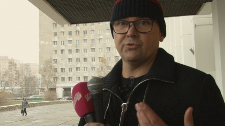 Александр Донской: «Я — публичное животное»