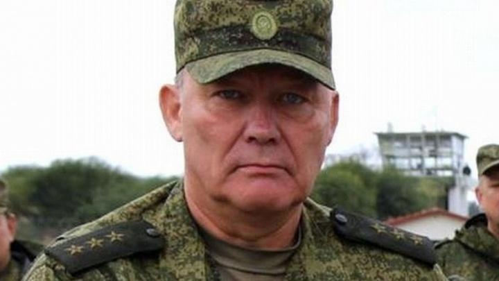 В Волгоградскую область прибыл командующий ЮВО Александр Дворников