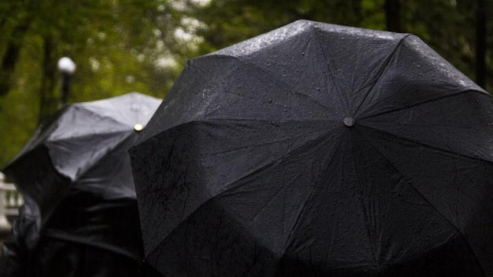 В Ростове объявлено штормовое предупреждение