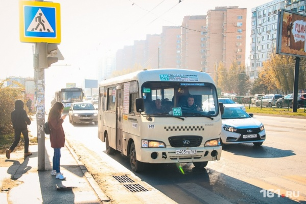 Новая схема движения общественного транспорта удивит многих ростовчан