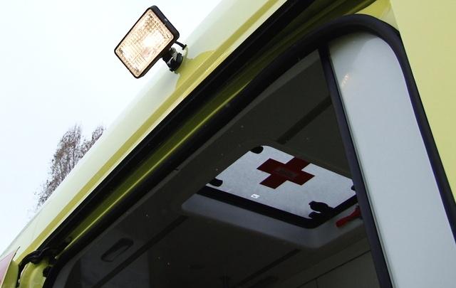 В Тольятти буйный пациент нанес травму водителю скорой помощи