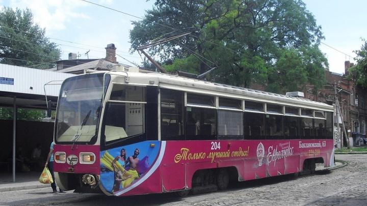 В Новочеркасске на восстановление трамвайных путей потратят более 95 млн рублей