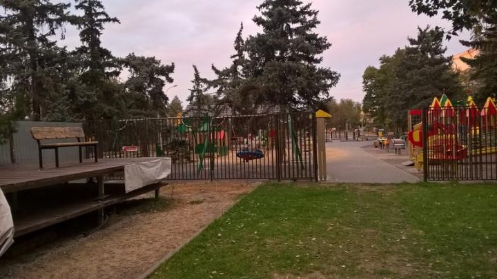 В Комсомольский сад Волгограда теперь можно пройти без риска попасть под КАМАЗ