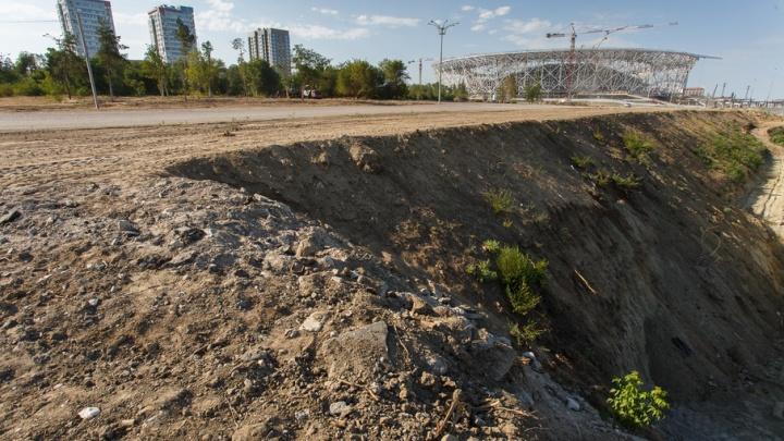 Первым в волгоградском ЦПКиО появится пятидесятиметровое колесо обозрения