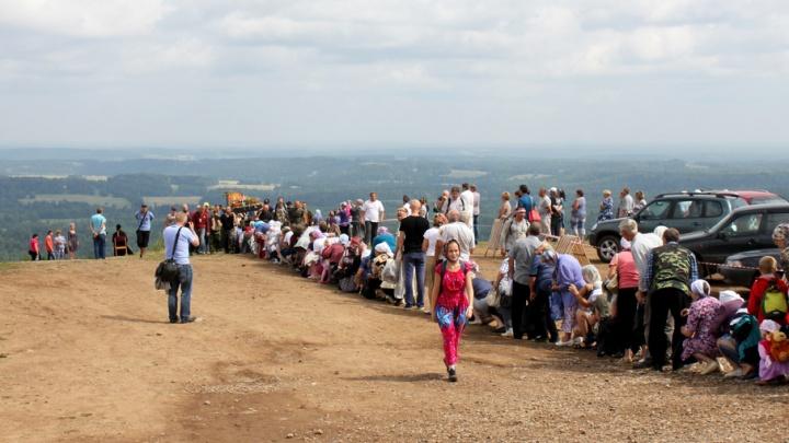 Паломники отправятся в семидневный крестный ход от Перми до Белогорского монастыря
