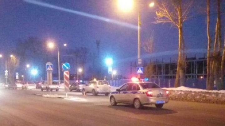 В Перми водитель без прав сбил пенсионерку на пешеходном переходе