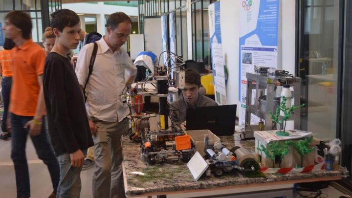 Разработали строительный комплекс: пермские школьники заняли третье место на робототехнической олимпиаде