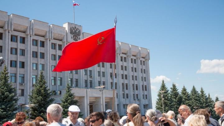 В Самаре назревает новая волна митингов против отмены льгот пенсионерам