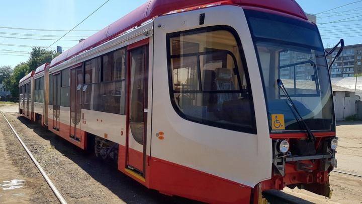 В Самаре трехсекционные трамваи приберегут до ЧМ-2018