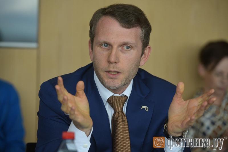 Максим Левченко, управляющий партнер Fort Group