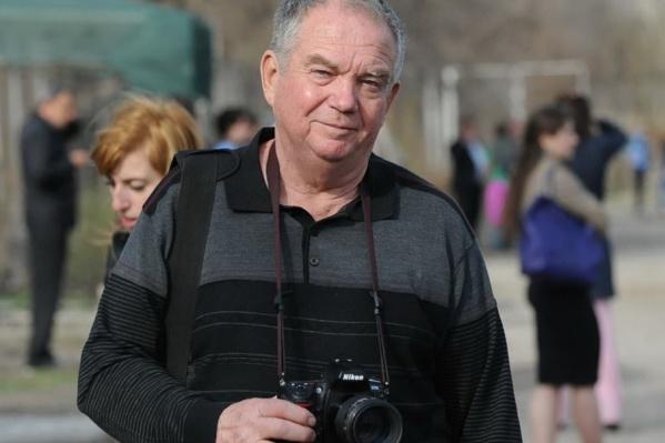 Мастер фотосъемки никогда не расставался с фотоаппаратом