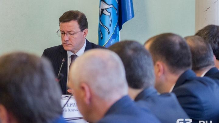 Азаров объяснил, почему не стал участвовать в отборе кандидатов на пост мэра Самары