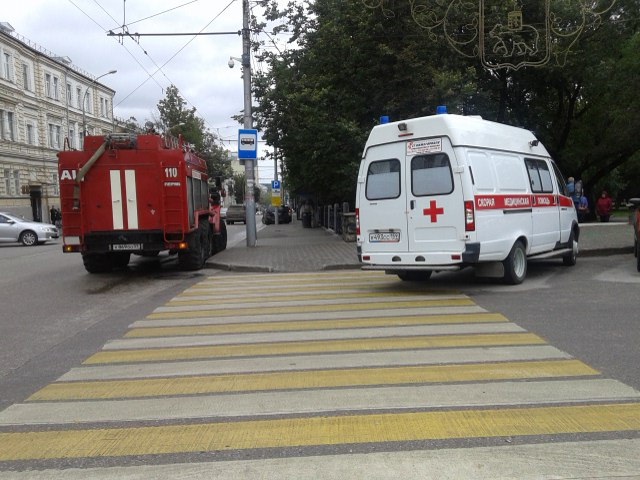 В Перми эвакуировали сразу несколько зданий