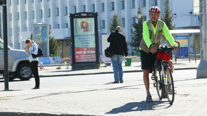 Кубанский велосипедист завершил путешествие из Архангельска в Астрахань