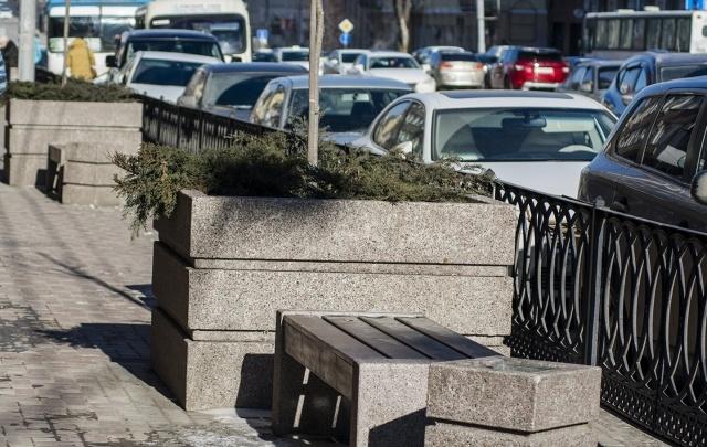 Шезлонги и беседки: что изменится в Ростове после благоустройства центральных улиц