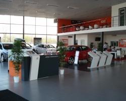 Первый официальный дилер SEAT в ЮФО «Артекс»