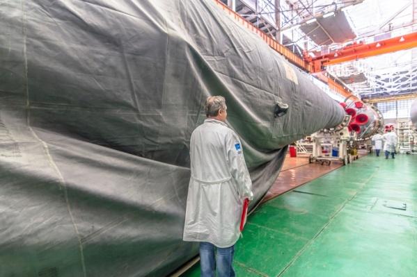 Ракеты-носители «Союз» — флагманская продукция завода «Прогресс»