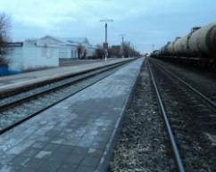 В Палласовке завершен капитальный ремонт железнодорожного вокзала