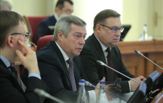 Донской губернатор поручил проверить готовность экстренных служб области к сезону пожаров