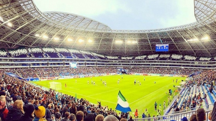 Двойной рекорд: второй матч на «Самара Арене» посетят 40 тысяч зрителей