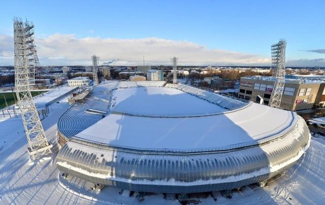 На стадионе «Шинник» в Ярославле установят больше сотни камер видеонаблюдения