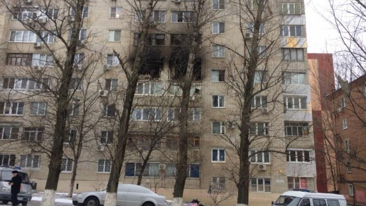 В квартире, где произошел взрыв, ростовчане еще вчера почувствовали запах газа