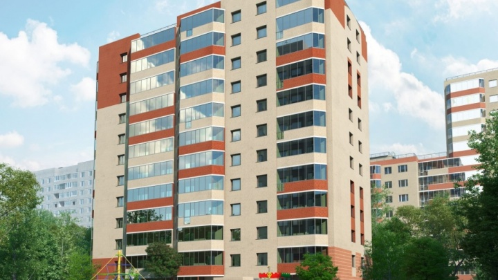 «Аквилон Инвест» начинает строить 3-ю очередь жилого комплекса «Зеленый квартал»