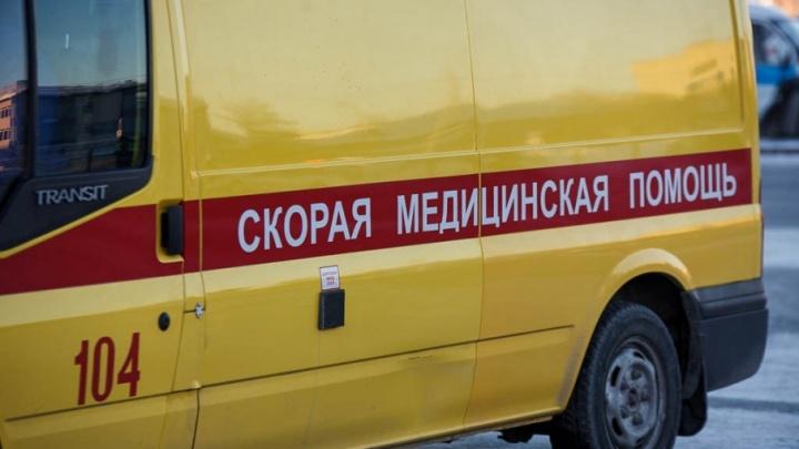 Пьяный пешеход попал под колёса легковушки на улице Интернациональной