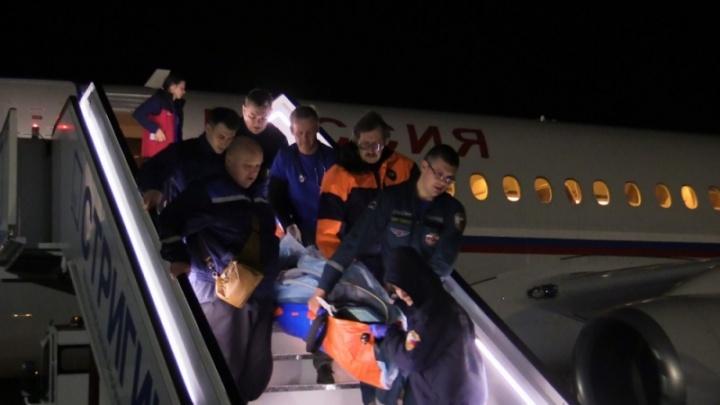 Подростка из Кунгура, которого ударило током, спецбортом МЧС доставили в Нижний Новгород