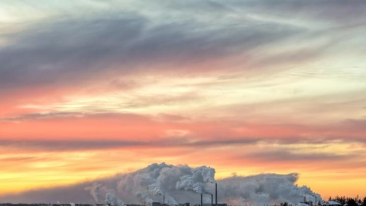 Три котласских предприятия делали выбросы вредных веществ в атмосферу незаконно