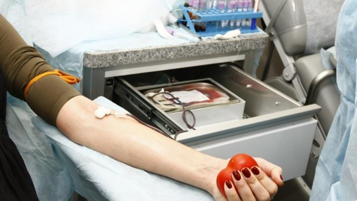 Нужны все группы крови: челябинцев приглашают стать донорами