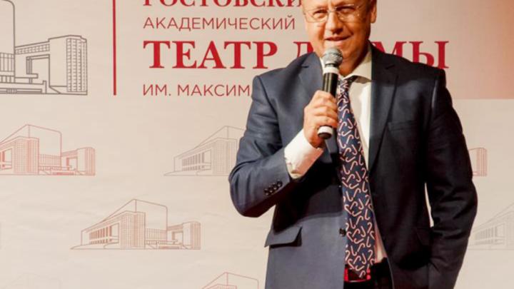 Александр Пудин: «Мой театральный век в Ростове закончился»