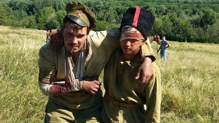 Волгоградский каскадер сыграл все главные роли в телеверсии «Тихого Дона»