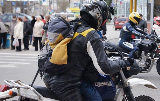Пермская ГИБДД приглашает байкеров на день мотоциклиста