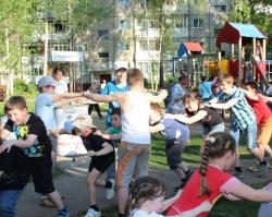 «Ростелеком» дарит ярославцам праздники двора
