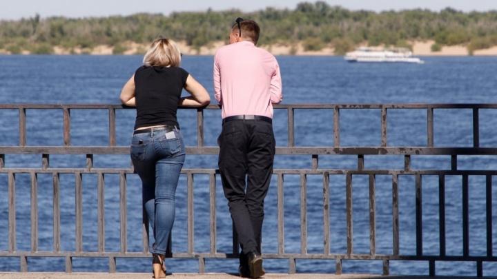 Волгоград 1 июня устроит лету холодный прием