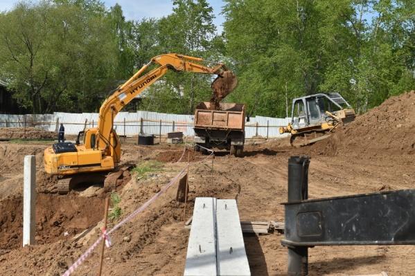 За три года в Прикамье запланировано построить 25 объектов здравоохранения