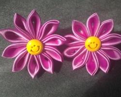 В «Фаворите» тюменцам предложат смастерить цветы из шелка