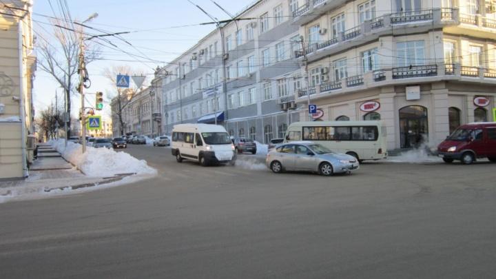 Ulitsa Lva Tolstogo: в Самаре установят 198 новых указателей
