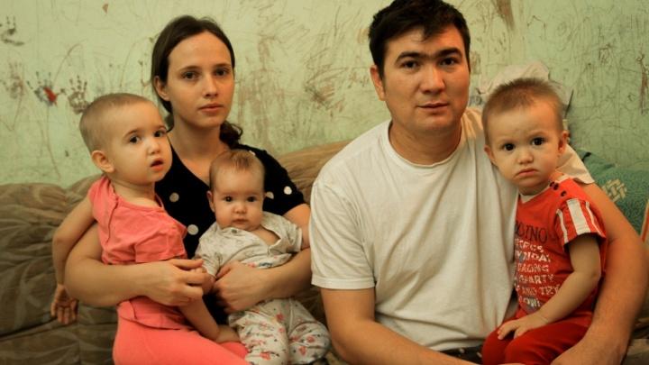 В Ростове многодетному отцу за три года сто раз отказали в работе