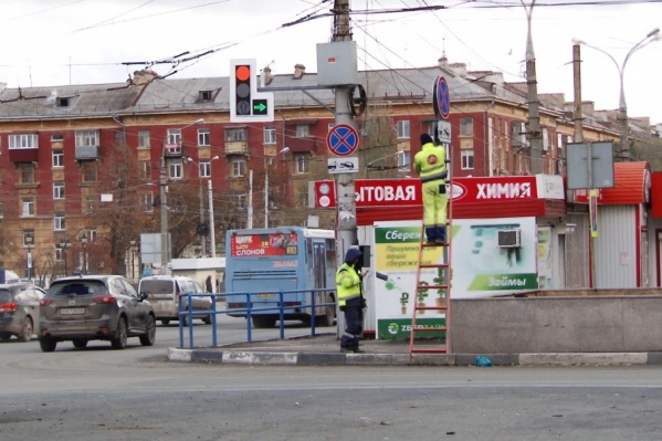 Изменения коснулись поворотов с Кирова на Победы