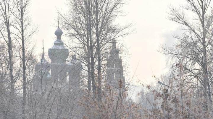 В Ярославле ждут очень-очень холодную зиму