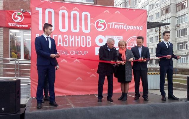 «Наша цель – стать №1 в сердцах покупателей»: в Тольятти открылась новая «Пятёрочка»